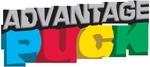 Advantage Puck – Custom Pucks & Injection Molding Logo
